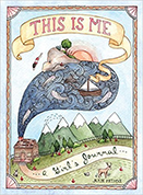 Book cover for This is Me, A Girl's Journal